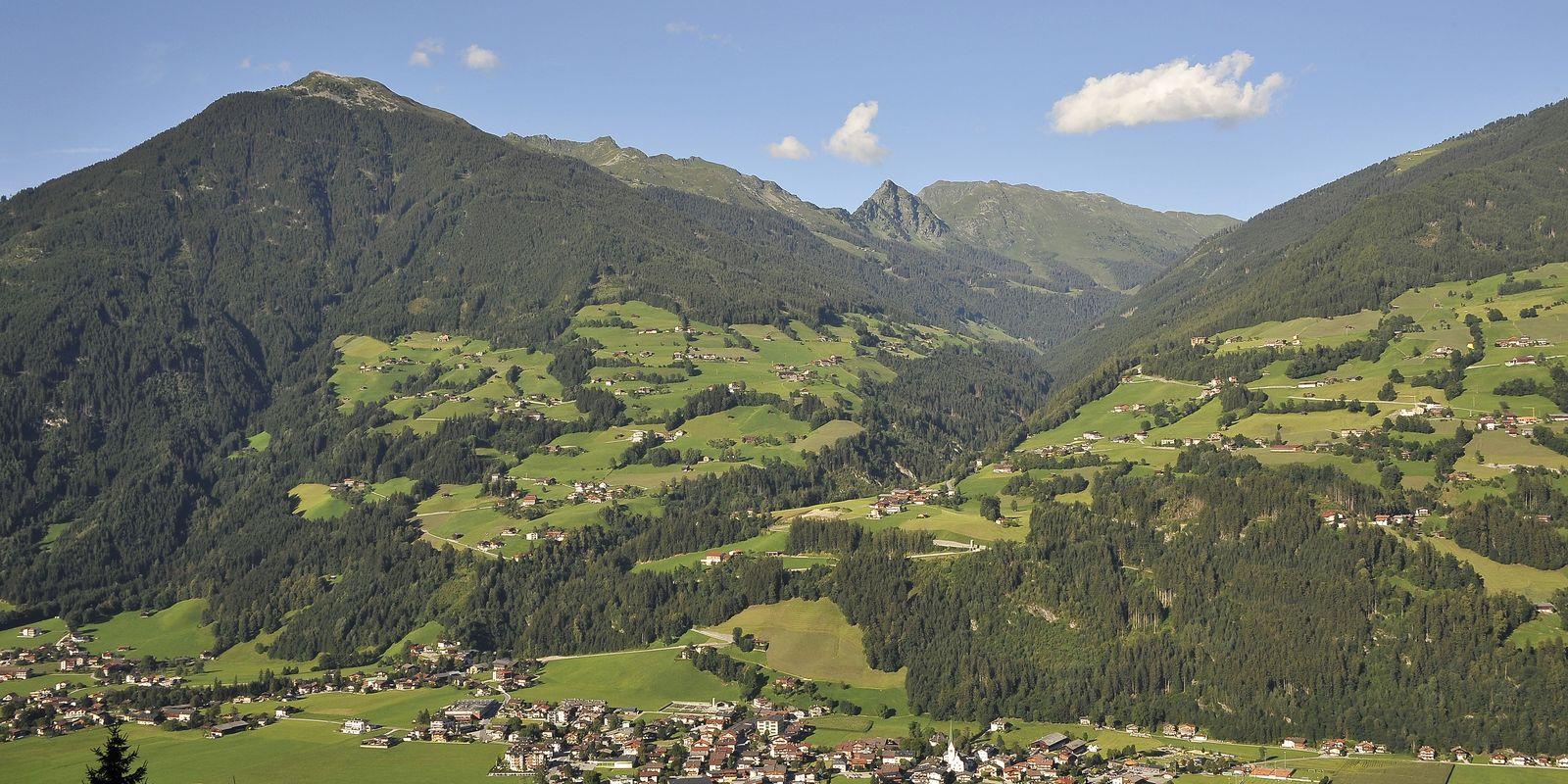Stumm im Zillertal - perfekt für Sommerurlaub in Tirol