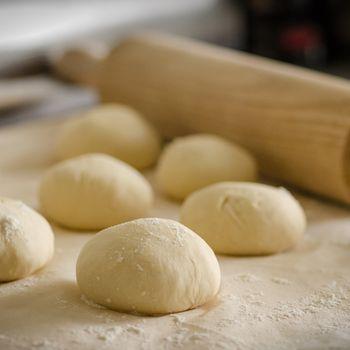 Pizzateiglinge von Chefkoch Michael Riedl