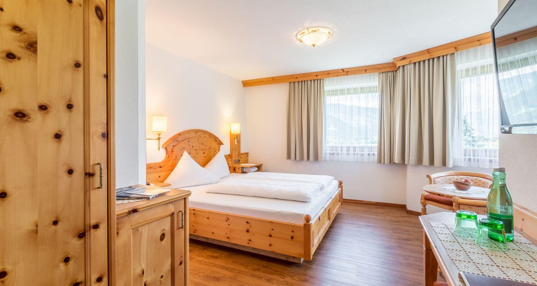 Zirben-Zimmer