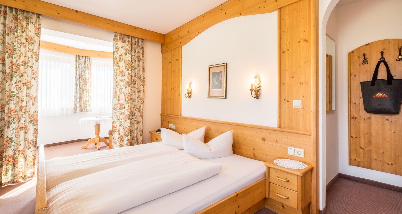 Mehrbett-Zimmer für 2 bis 4 Personen