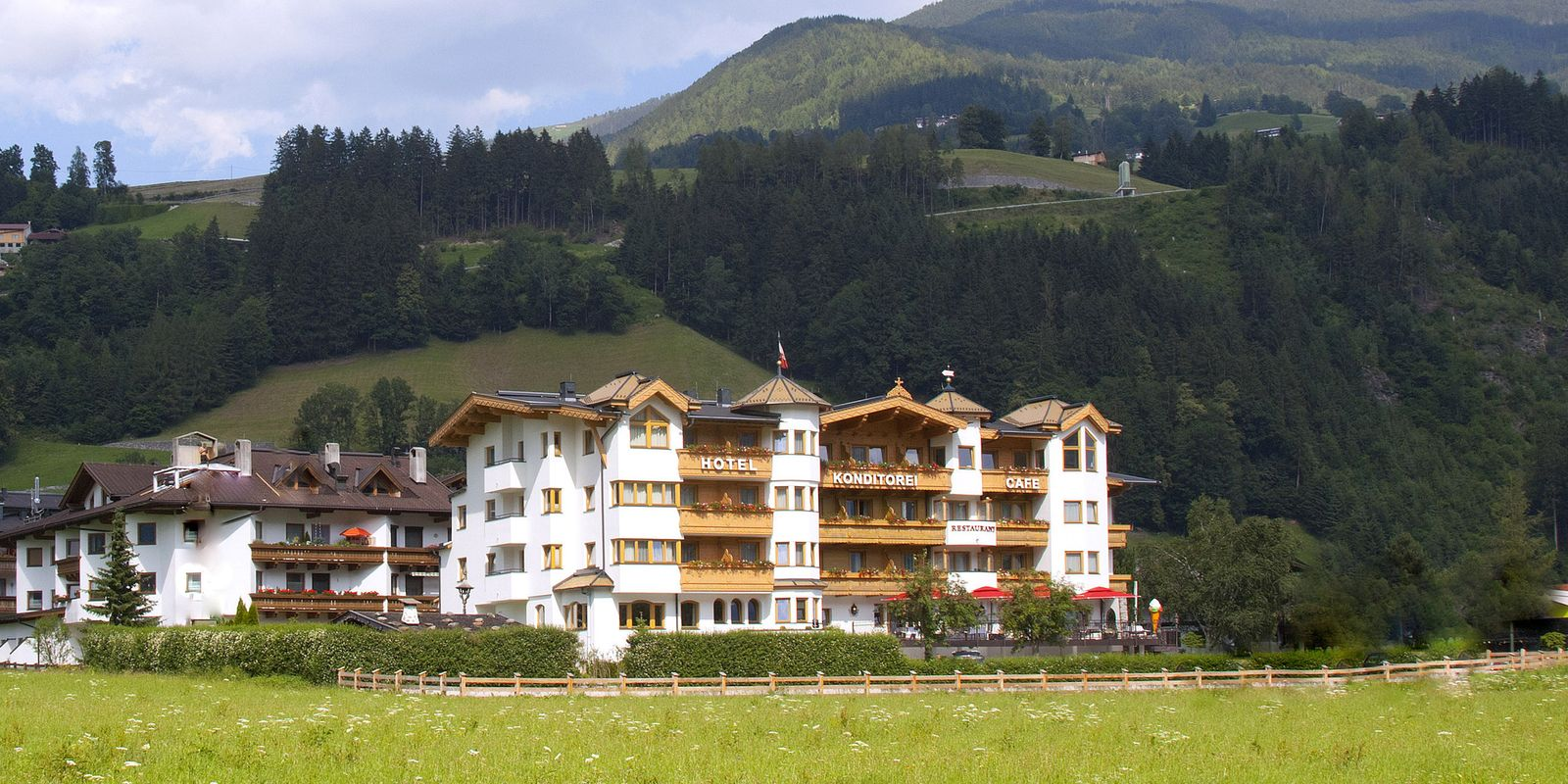 Hotel Riedl in Stumm Zillertal