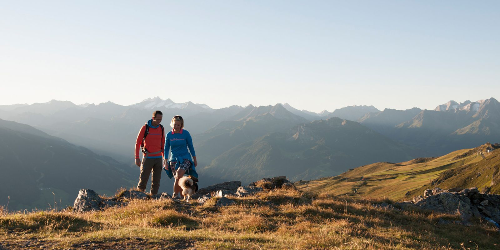 Summer vacation in the Zillertal