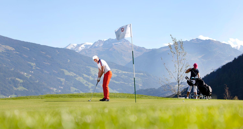 Golfen im Zillertal