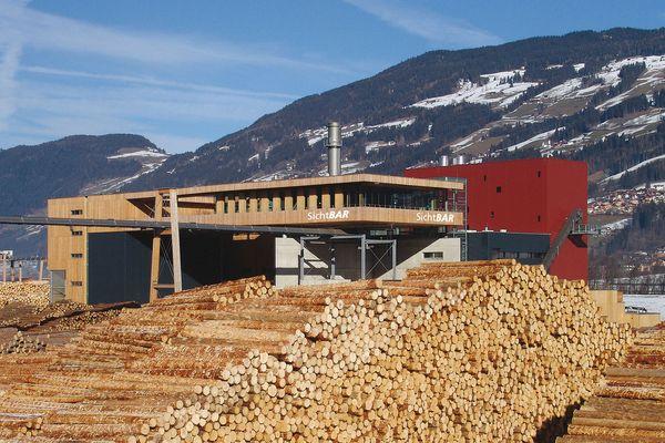 FeuerWerk - interactive world of wood in Fügen