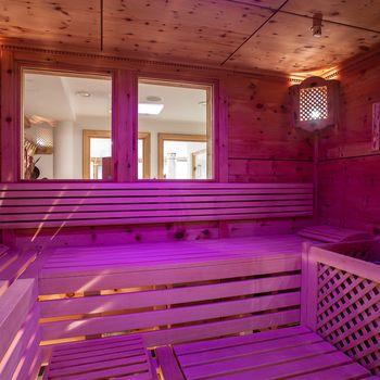 Bio pine sauna