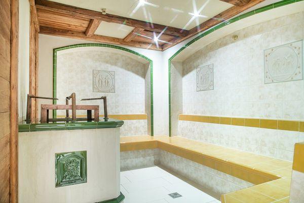 """""""Kräuterküche"""" mountain and herb sauna"""