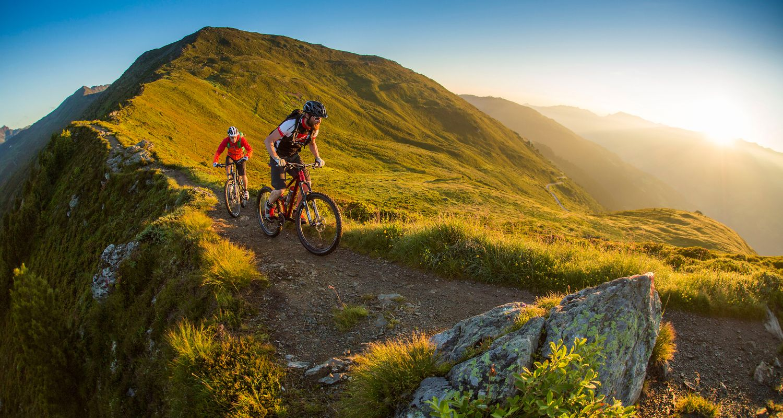 Bike & Relax im Zillertal inkl. Leih-E-Bike für 1 Tag