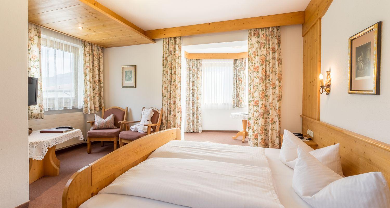 Mehrbett-Zimmer im Hotel Riedl